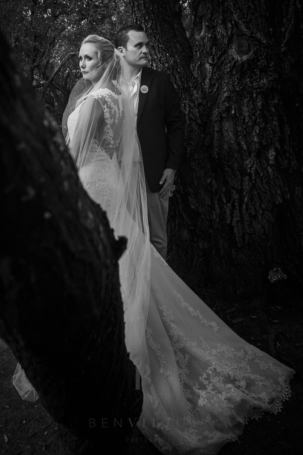 Black and white wedding photography, Ben Viljoen Photography, The Nutcracker wedding venue, Parys weddings