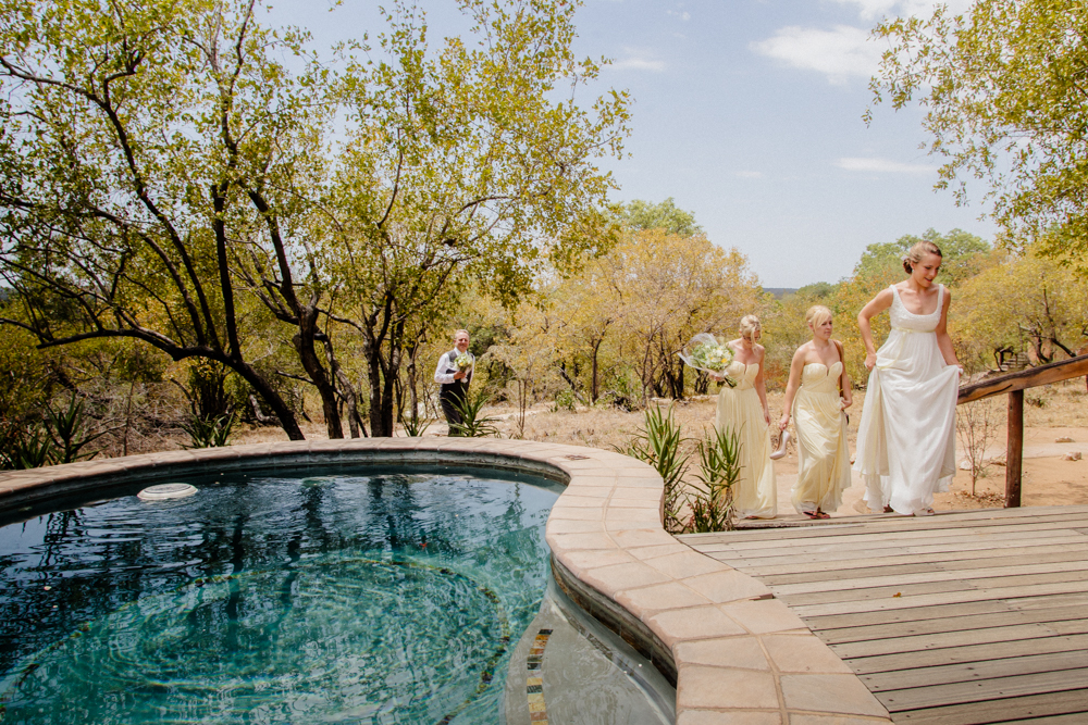 Garonga Safaris, Kruger weddings