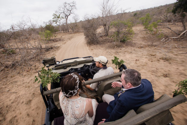 africa wedding photoshoot, scouting wedding locations, wedding game drive, game drive ulusaba, wedding game drive ulusaba