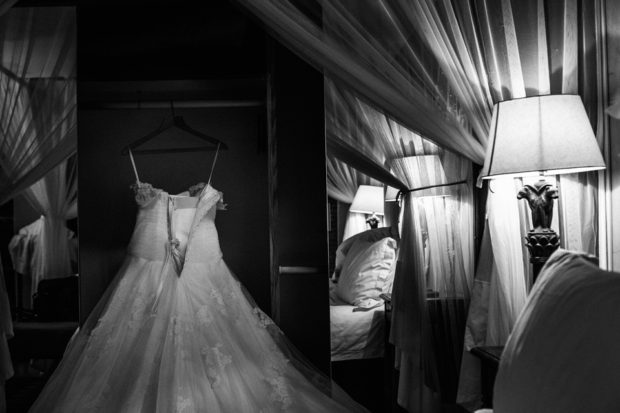Khaya Ndlovu wedding dress, Khaya Ndlovu room, dress before getting dressed