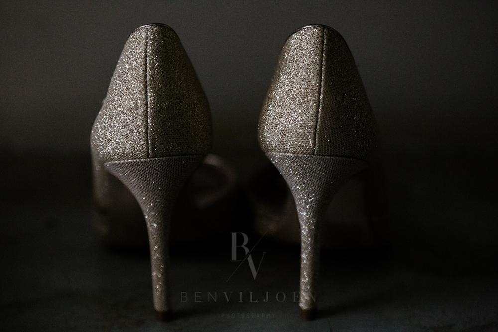 Nutcracker wedding, wedding shoes