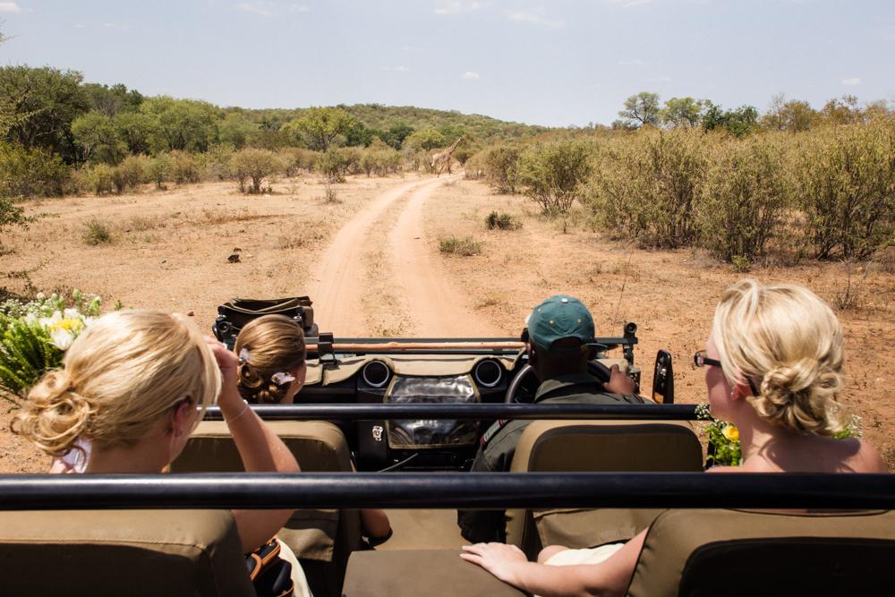 Garonga Safari weddings