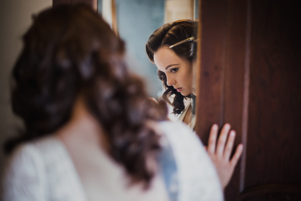 Ben Viljoen Photography bride ready