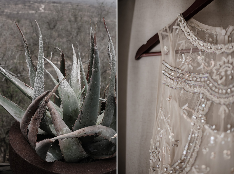Wedding dress, african wedding, safari wedding dress, ulusaba wedding dress