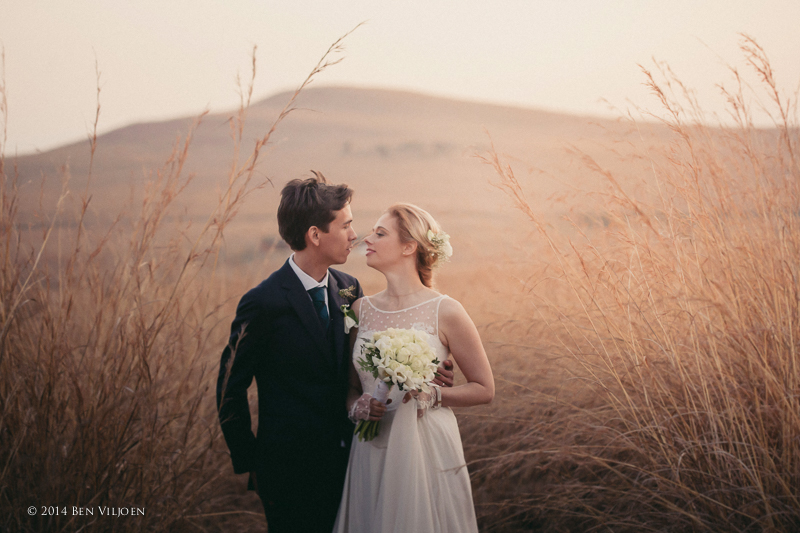 dullstroom wedding couple