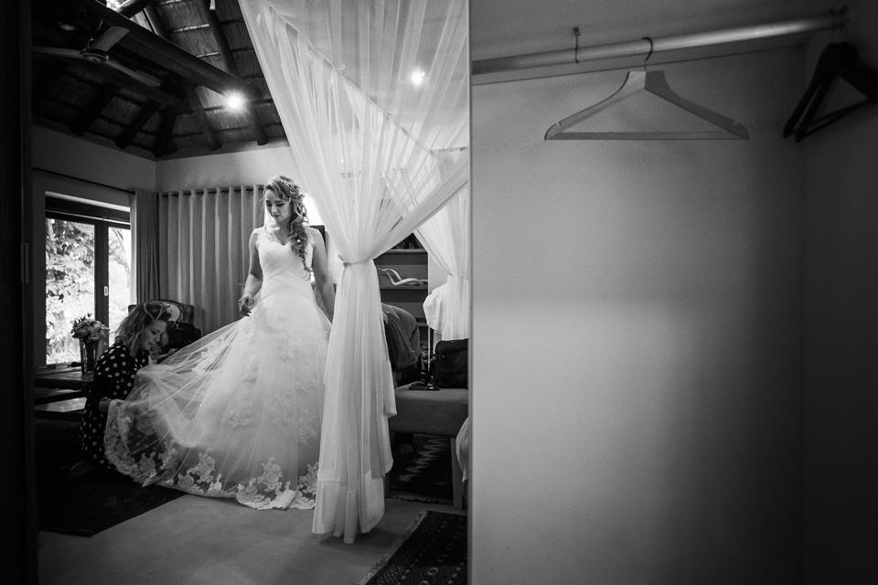 bridal hanger, hanger for wedding dress, bride dressed